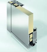 Aluminiowe wypełnienie nakładkowe